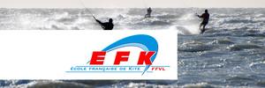 EKBS obtient le statut d'Ecole Française de Kitesurf